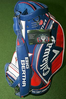 Callaway Big Bertha (blau / rot / weiß) Tour Bag