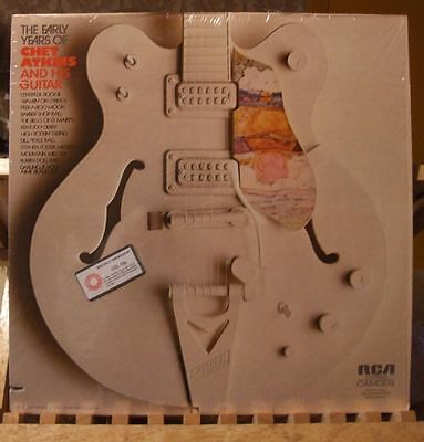 The Early Years Of Chet Atkins And His Guitar  -  Camden (USA) CAS-659 (e)