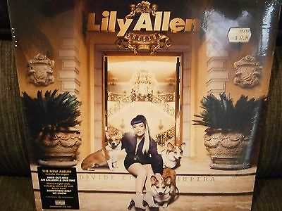 Lilly Allen Sheezus Lp  Heavyweight Vinyl Record New And Sealed + Album Cd
