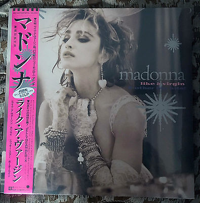 Madonna - Like a Virgin & Other Hits (Pink Vinyl) (New and sealed)