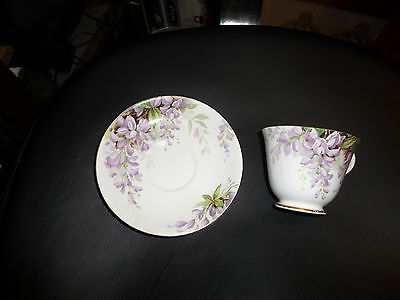 Royal Standard Bone China Tea Cup and Saucer Made In England