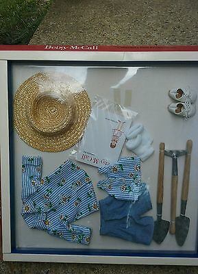 1997 Tonner Betsy McCall Doll Clothes  My Garden Outfit. New