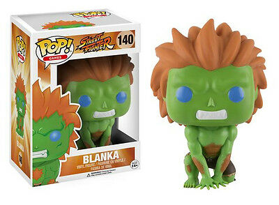 POP! Games: Street Fighter Blanka FUNKO #140