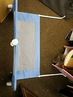 Lindam single bed baby safety guard, house clearance