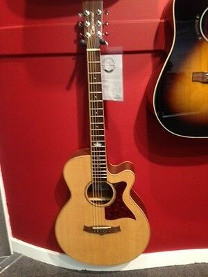Tanglewood TW145 SS CE Super Folk Electro Acoustic Guitar