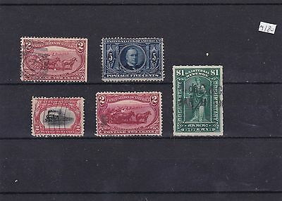 United States Early  Stamps   . Ref R1306