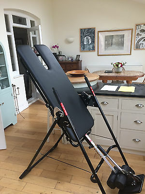 Mastercare back table. Back rehab. Professional inversion table - Cost £840.00