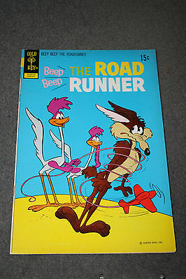 Gold Key The Road Runner #2 & 31 Two Books
