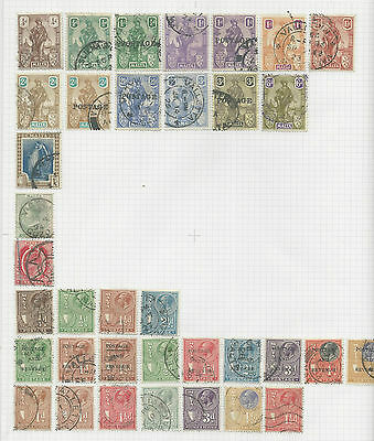 Trade Price Stamps Early Malta Stamps