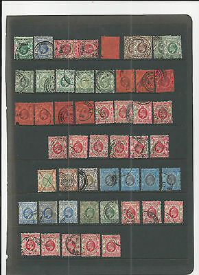 Trade Price Stamps Hong Kong Dealers Lot On 12 Stock Pages Huge Cat Value