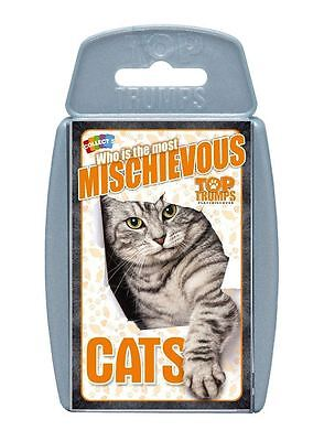 Top Trumps - Cats