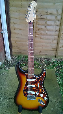 Mexican Fender Stratocaster 2004 - 2005 with hard case