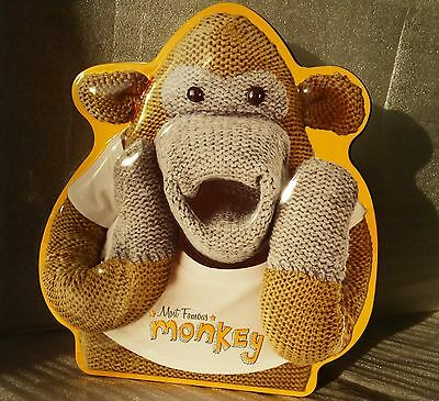 PG Tips Monkey Tin & Biscuits Brand New