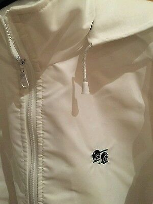 Brand New Mens Bowls Waterproof Jacket Xxl. With Hood And Fully Lined