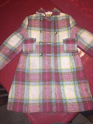Girls Burberry Coat Age 6