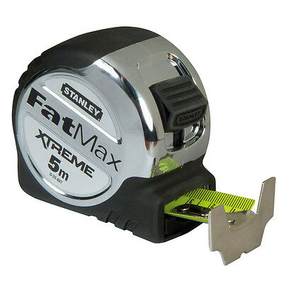 Stanley 0-33-887 Fatmax  Xtreme Metric  5m Tape Measure