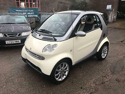 2006 Smart Fortwo Coupe Grandstyle 2dr Auto 2 door Coupe