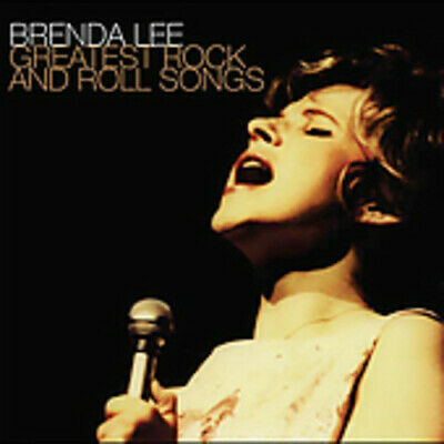 Greatest Rock & Roll Songs - Brenda Lee (2005, CD NUEVO)