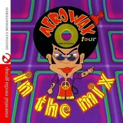 Vol. 4-Afrowax-In The Mix - Afrowax-In The Mix (2013, CD NUEVO) CD-R