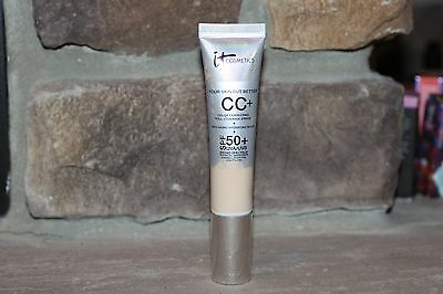 It Cosmetics Your Skin But Better Cc+ Color Correcting Full Coverage -Fair-
