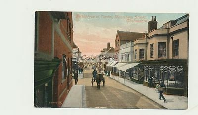 Chelmsford - Birthplace of Tindal  Moulsham Street  1911