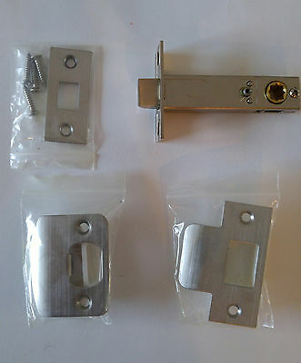 Nova 2-3/4 inch Privacy / Passage Door Latch/Lock Hardware