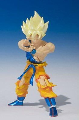 Super Saiyan Son Goku Dragon Ball Z  SSJ Shodo Figure Bandai