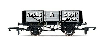 """Hornby Mineral/Coal Wagon """"Ralls & Son"""" R6521"""