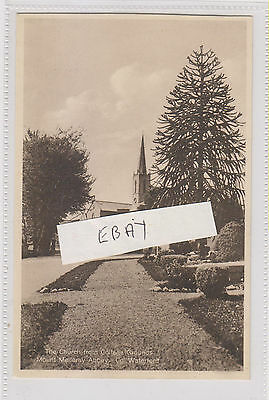 Co.Waterford, Mount Mellory Abbey,Sepia Card
