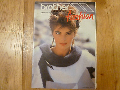 Brother Fashion Machine Knitting Issue 9