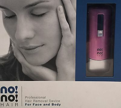 no!no! Hair 8800 Professional Hair Removal Device for Face and Body