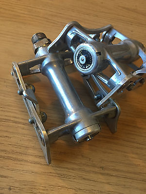 Rare Vintage TA Specialities Track Pedals Light Use