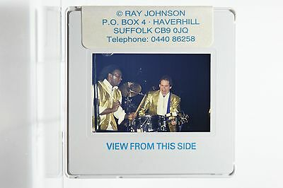 Showaddywaddy rare Archive  Publicity Slide Negative