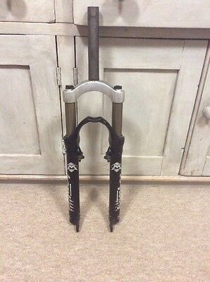 """Marzocchi Bomber Z4 Flylight 100 Air Forks 1 1/8 26"""" Wheel Suspension Forks"""