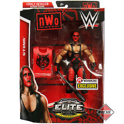 "Sting ""nWo Wolfpac"" Exclusive Figur - WWE - Mattel - Wrestling"