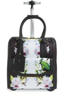 "Ted Baker London "" Forget Me Not"" Collective Suitcase Travel Bag -"