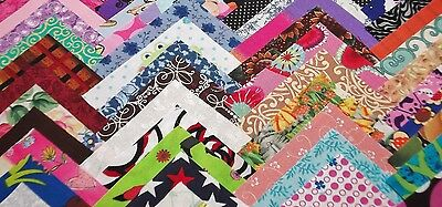 100 pack 4 inch cotton quilting squares 100 different prints Quilters Dream