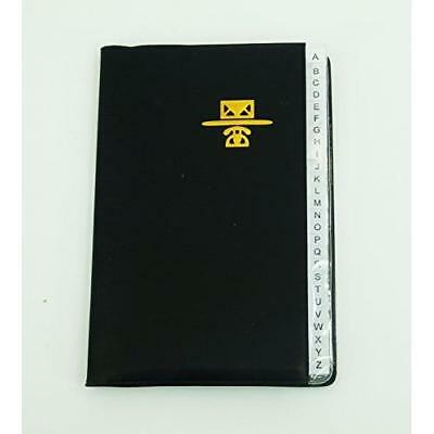 Kamset Personal Phone and Address Book Medium Size 4 inch x 6 inch New