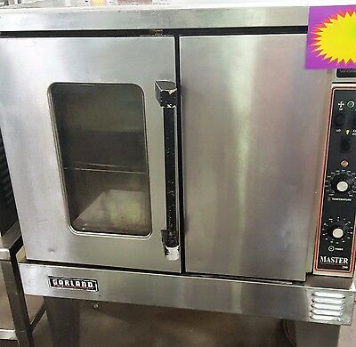 Garland Master Series 200 - Electric Full-Size Convection Oven w/ Simple Control