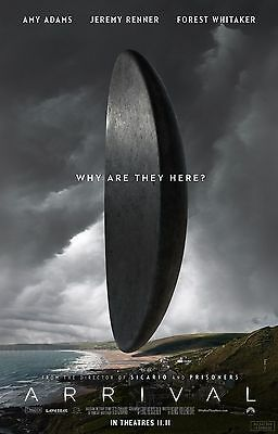 "Arrival Movie Poster 18"" x 28"" ID:4"