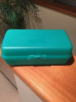 Tupperware Sandwich Keeper New Sub Hoagie Style