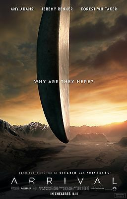 "Arrival Movie Poster 18"" x 28"" ID:5"