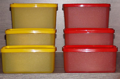 Tupperware Rainbow Collection (Storage Containers)