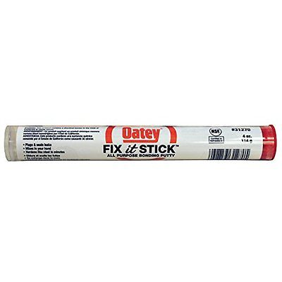 Oatey 31270 Tubes Epoxy Putty, Display 4-Ounce