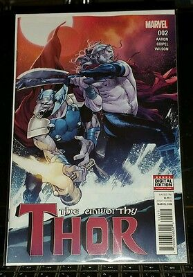 the unworthy Thor #2 regular cover