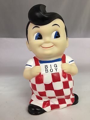 Collectible Big Boy Plastic Bank, 572-I