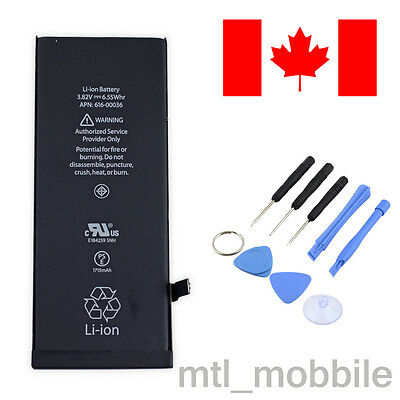 Brand new Genuine OEM Replacement battery for iphone 6s 1715mah Kit