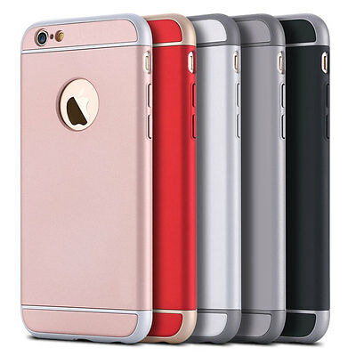 3 in 1 Ultra Thin and Slim Case for Apple iPhone 6 & iPhone 6S 4.7""