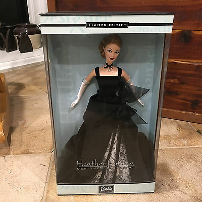 Barbie Doll Heather Fonseca Designers Spotlight Limited Edition 2003