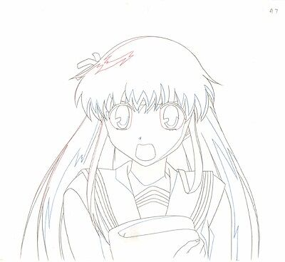 Anime Douga not Cel Fruits Basket  #38
